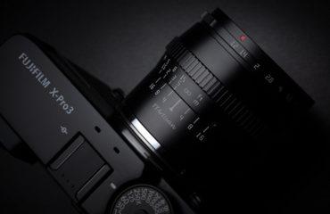 Объектив TTartisan 50mm f/1.2 для беззеркальных камер всего за 98 долларов