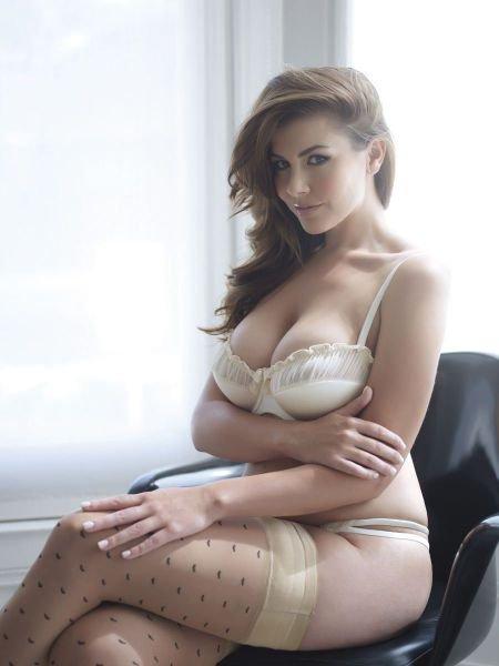 Красивые девушки в дорогом нижнем белье: самые сексуальные наряды 3
