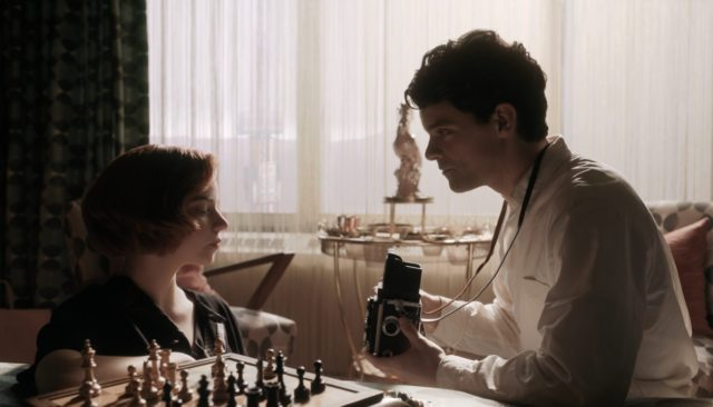 Аня Тейлор-Джой – Королева шахмат из США 12