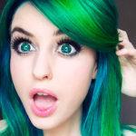 Девушки с яркими волосами: все краски мира на фотографиях 36
