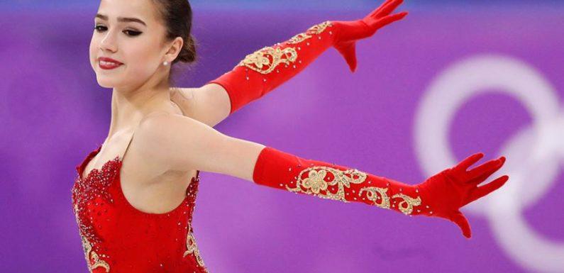 Самые горячие фото Алины Загитовой на льду