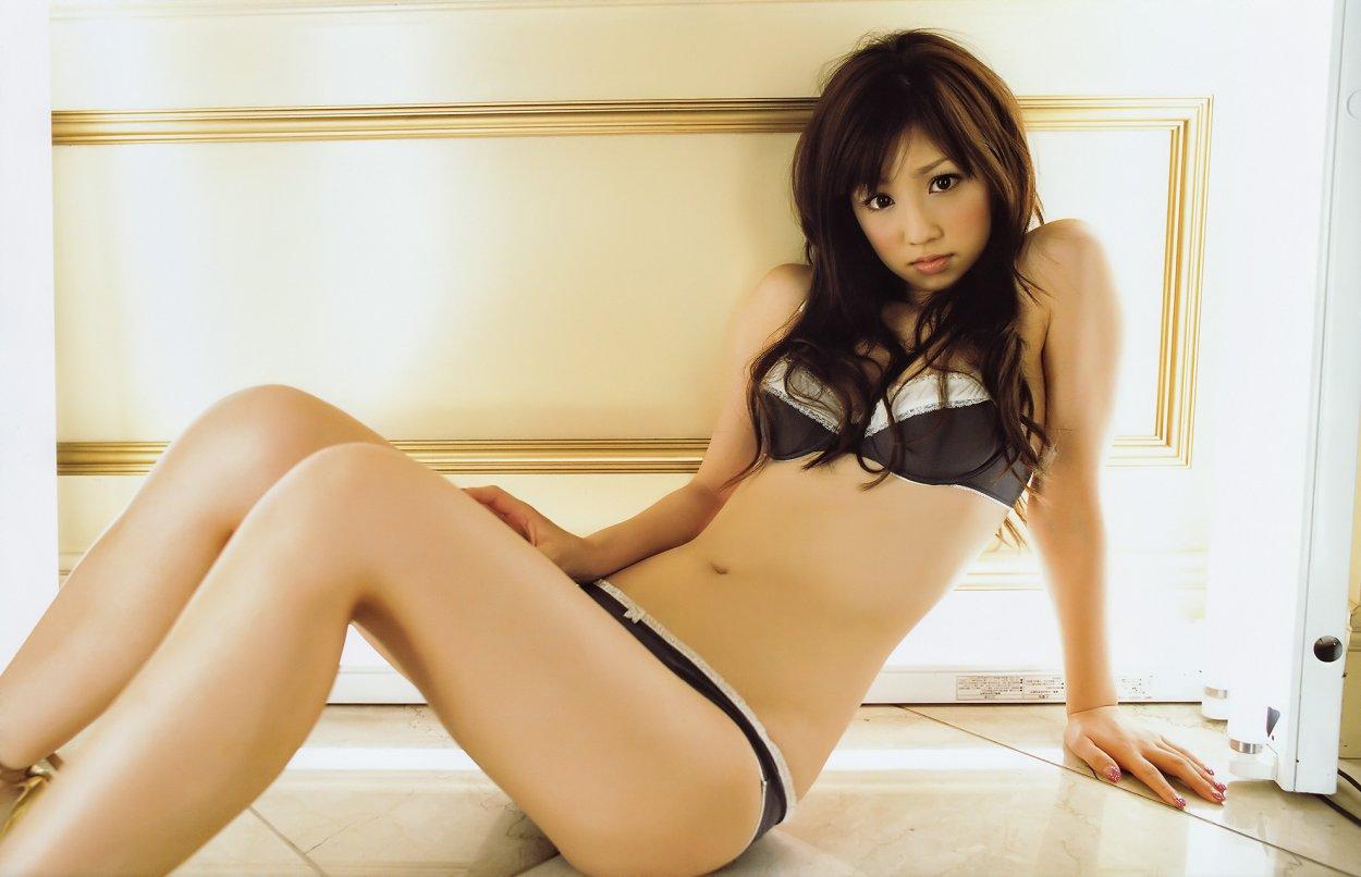 Японки в трусиках - Фото красивых японочек в нижнем белье 5