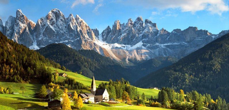 Самые красивые места Австрии: что посмотреть сегодня