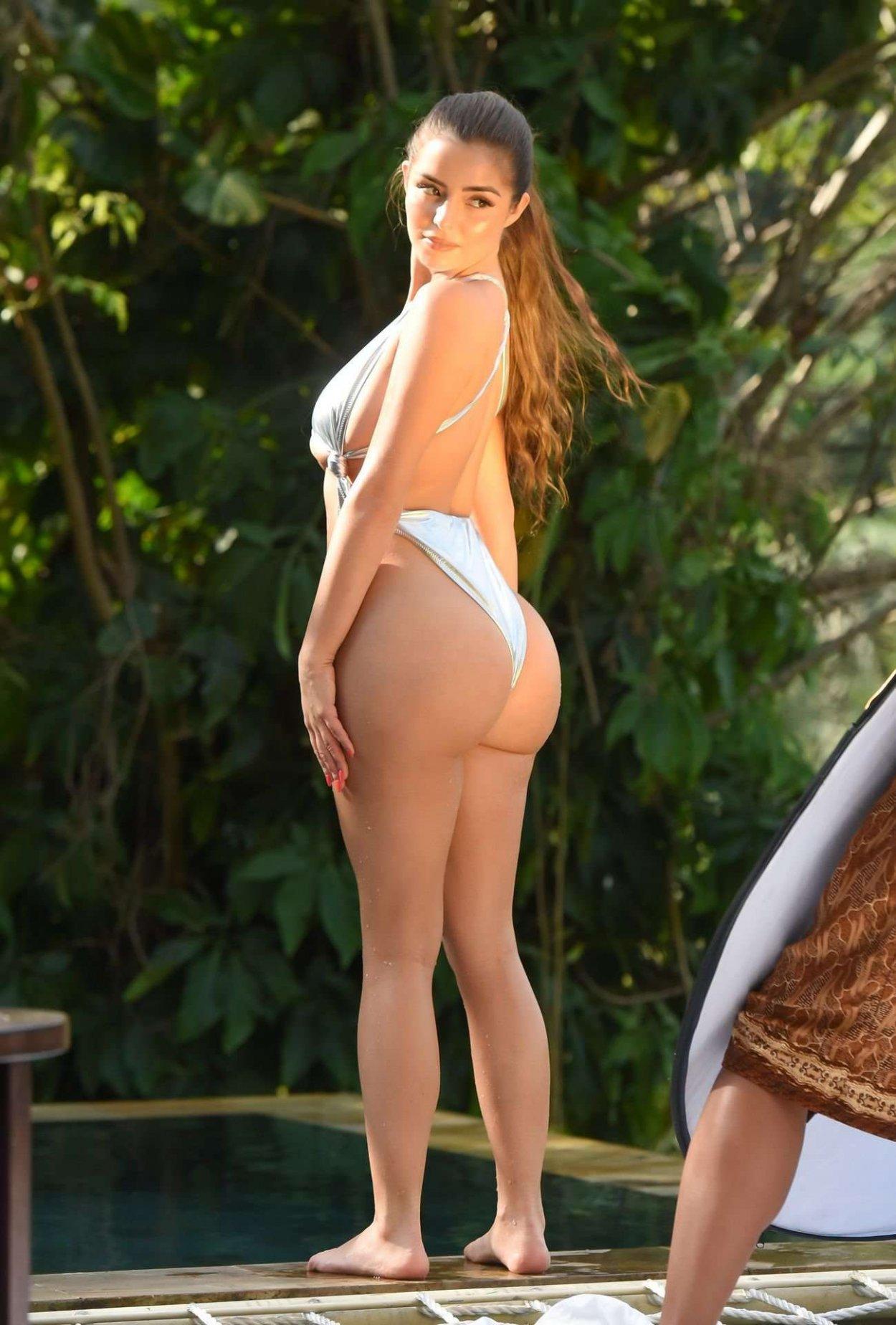 Деми Роуз - Самые горячие фото британской модели 19