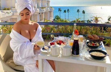 Деми Роуз - Самые горячие фото британской модели