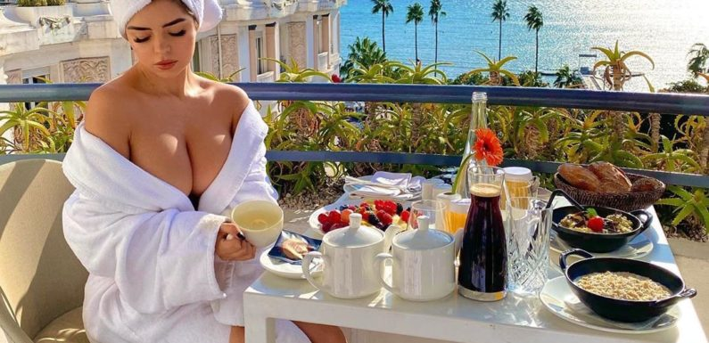 Деми Роуз – Самые горячие фото британской модели