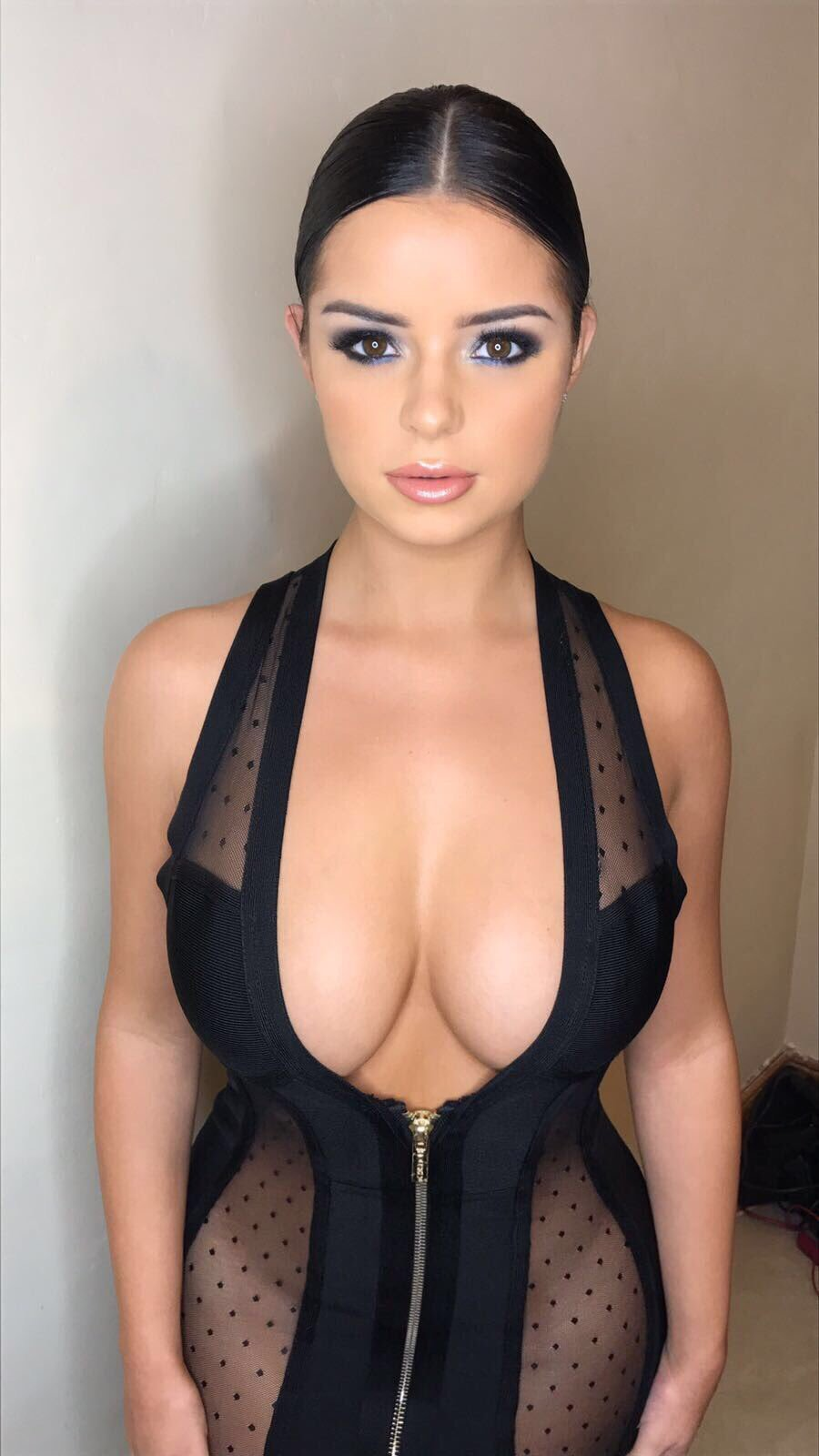 Деми Роуз - Самые горячие фото британской модели 1