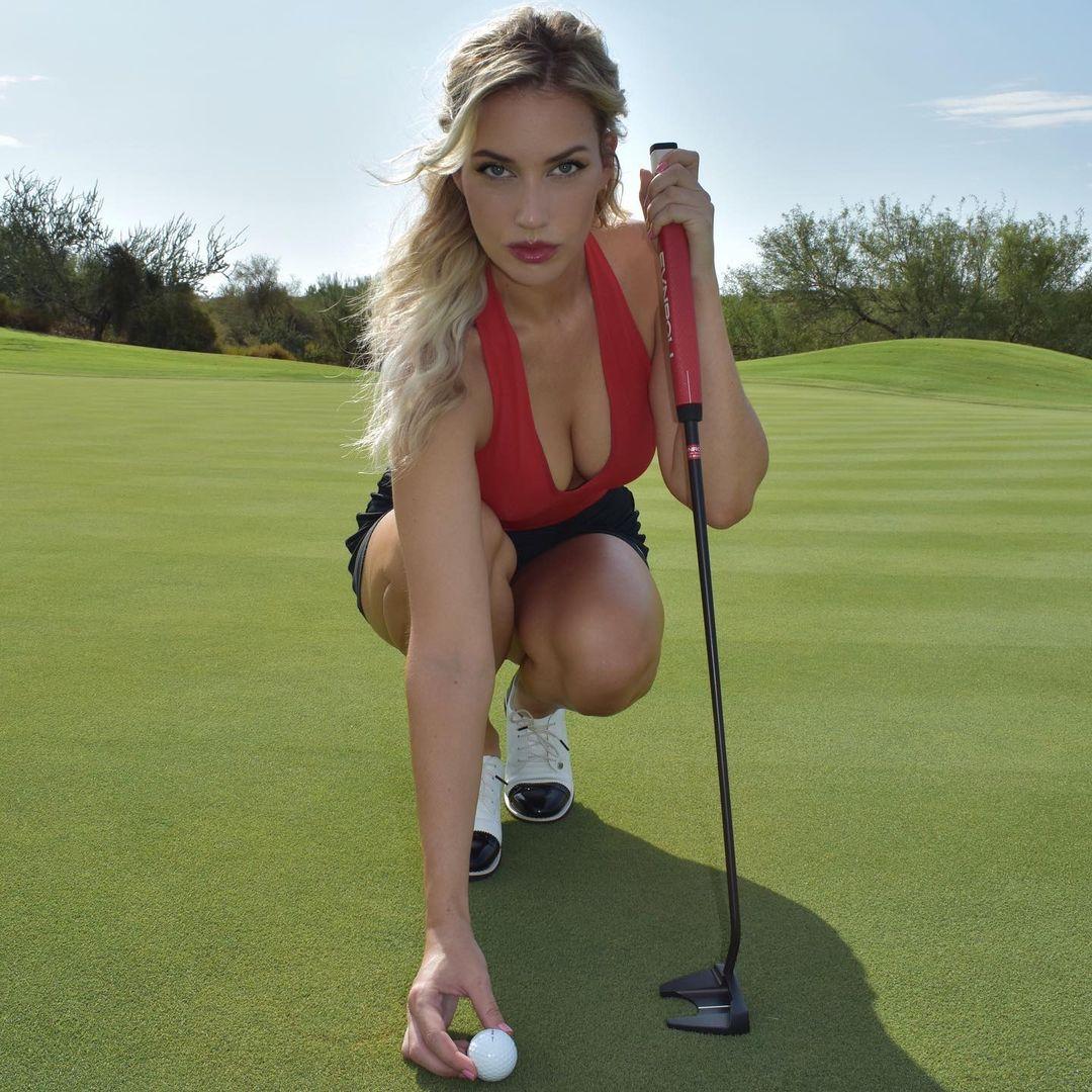 Paige Spiranac (Пейдж Спиранак) - Самая сексуальная гольфистка в Мире 7