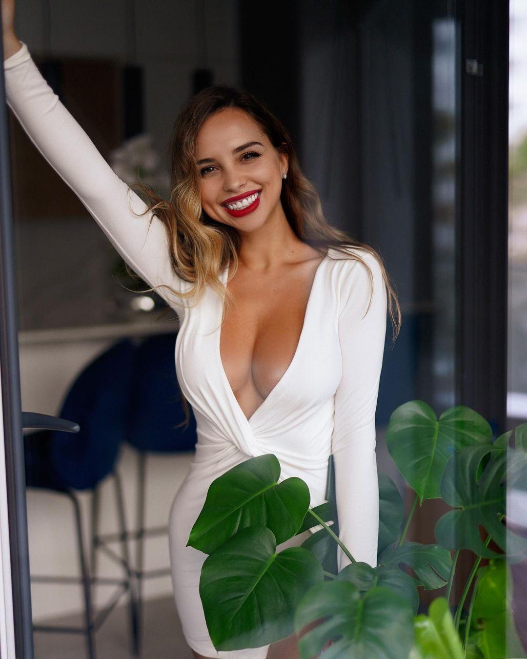 Вероника Белик (Veronica Bielik) - шикарная красотка с более 3 млн подписчиков (28 Фото) 2