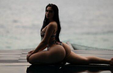 Jailyne Ojeda (Джейлин Охеда) - Сексуальная брюнетка с пышными бедрами