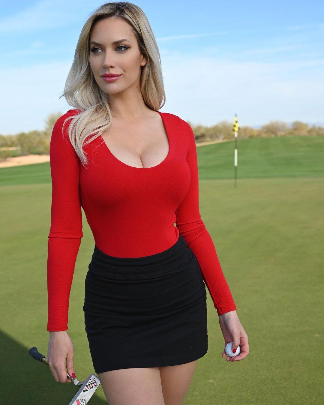 Paige Spiranac (Пейдж Спиранак) - Самая сексуальная гольфистка в Мире 13