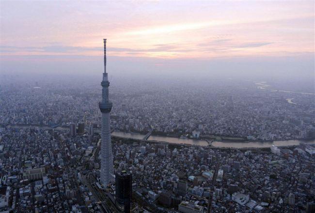 Живописные достопримечательности Японии: увидеть экзотический мир 2