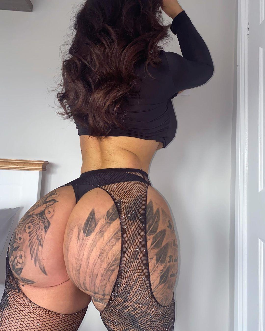 Hannah Jane (Ханна Джейн) - попастая британка с татуировками (22 фото) 16