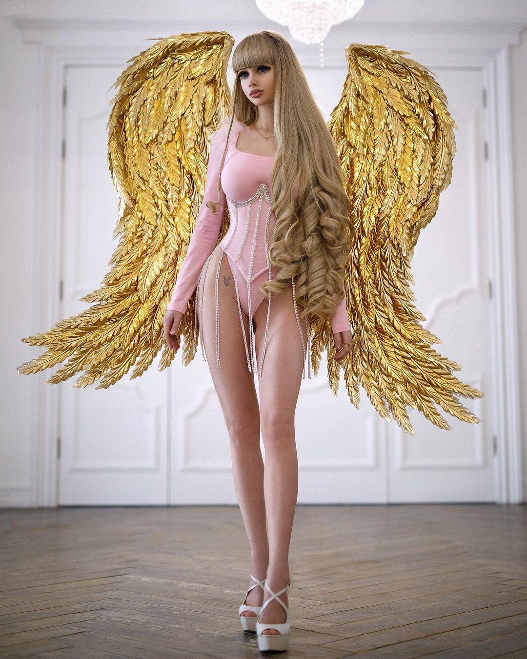 Angelica Kenova (Анжелика Кенова) - Русская Барби с милым личиком 18