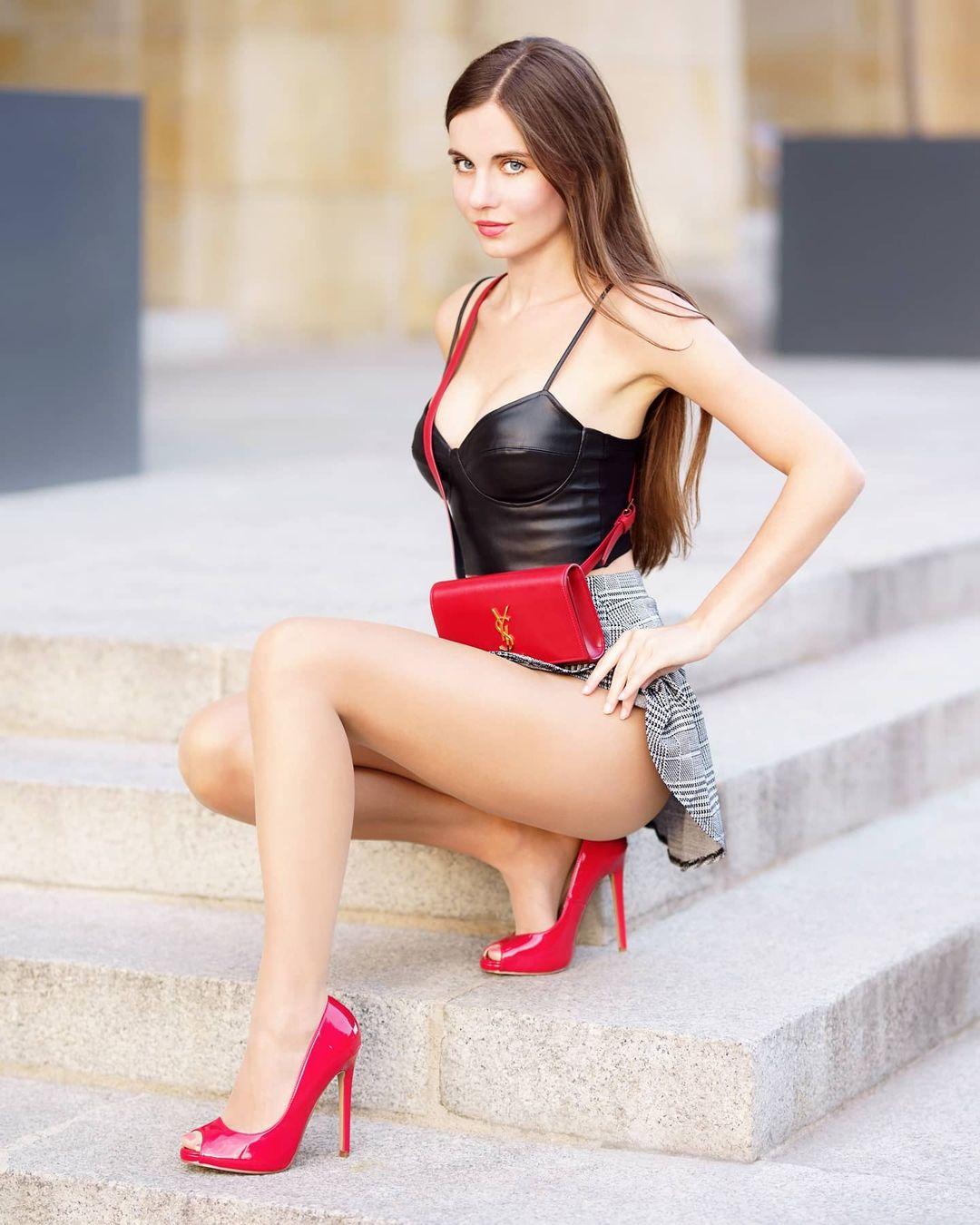 Ariadna - девушка дня из инстаграм (27 Фото) 9