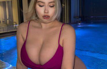 Прасковья Позднякова (Pasha Pozdniakova) - финская красотка с огромной грудью