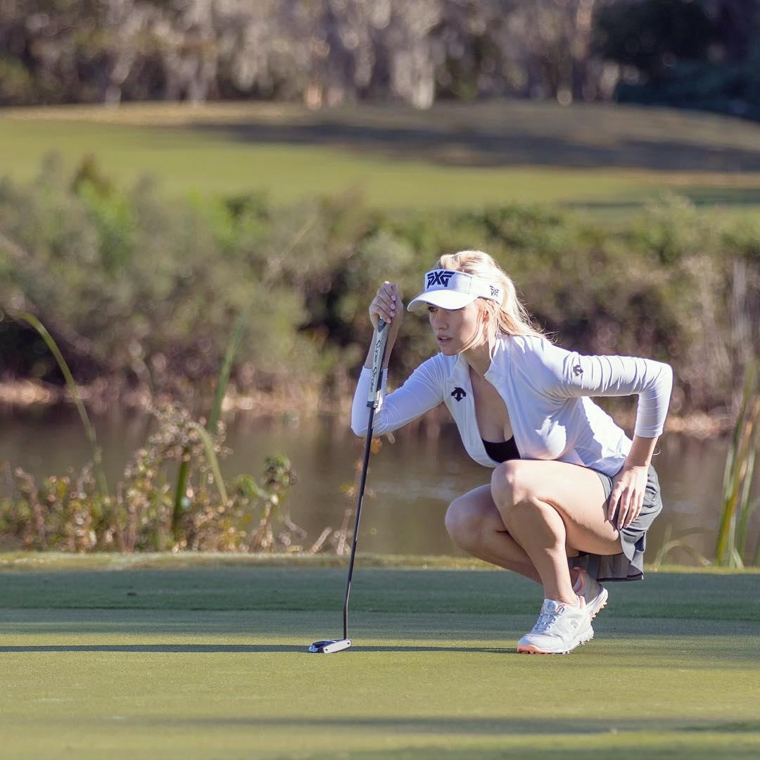 Paige Spiranac (Пейдж Спиранак) - Самая сексуальная гольфистка в Мире 1