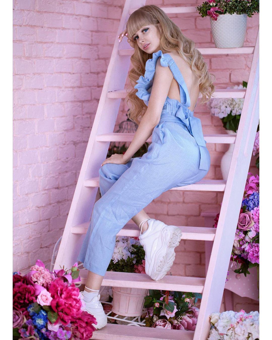 Angelica Kenova (Анжелика Кенова) - Русская Барби с милым личиком 1