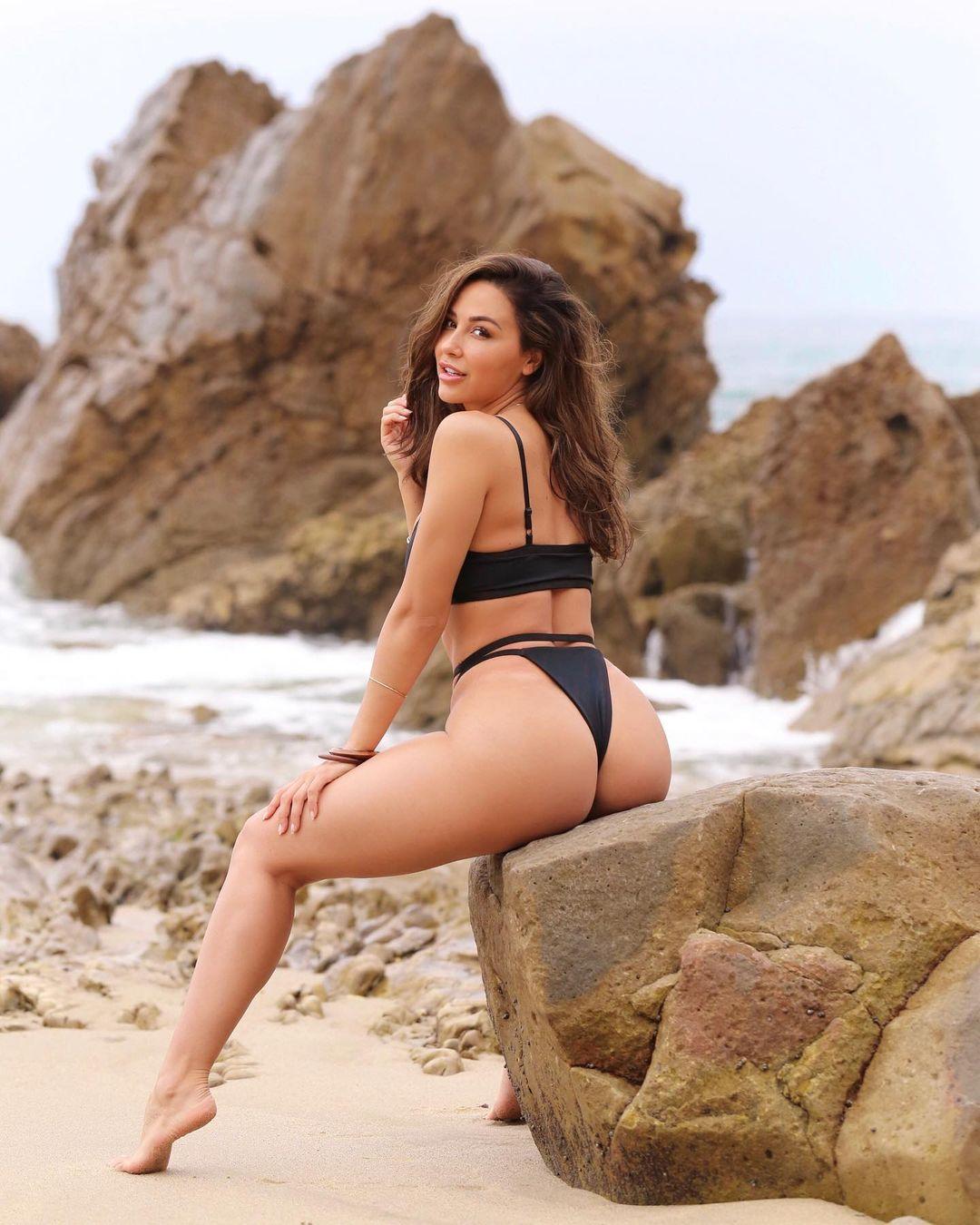 Ана Чери (Ana Cherí) - Самая горячая модель и фитнес тренер 8