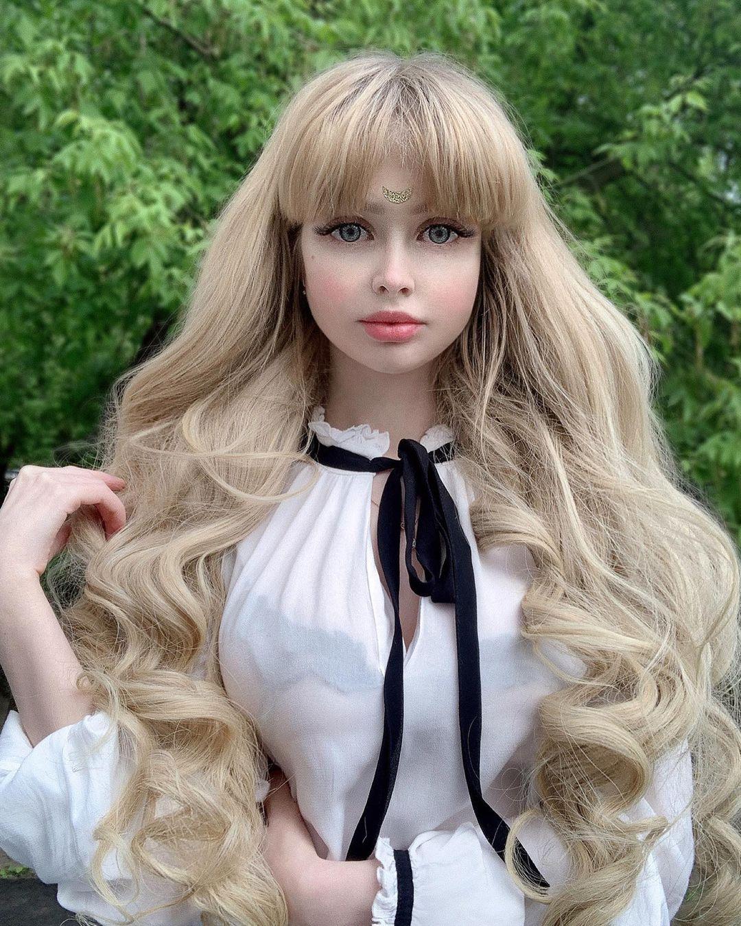 Angelica Kenova (Анжелика Кенова) - Русская Барби с милым личиком 7