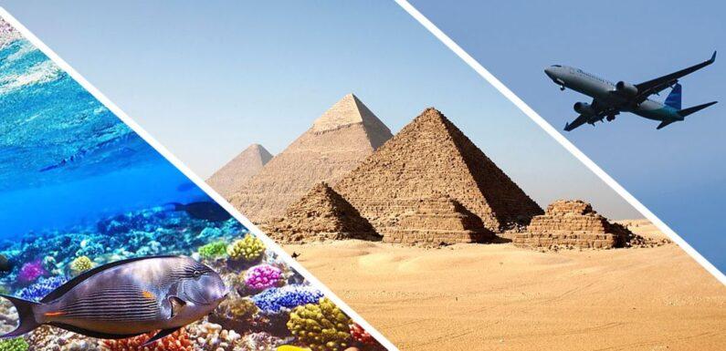 Положительные и отрицательные стороны Египта: собрались на отдых?