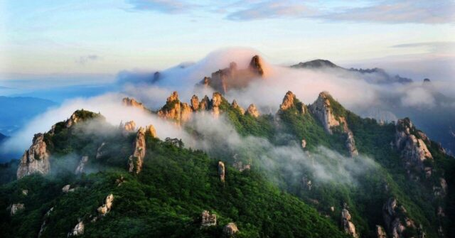 Достопримечательности Южной Кореи: есть на что посмотреть 2