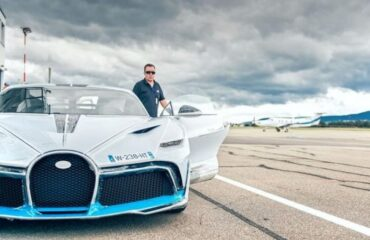 Bugatti Divo - новая модель за 5 миллионов евро