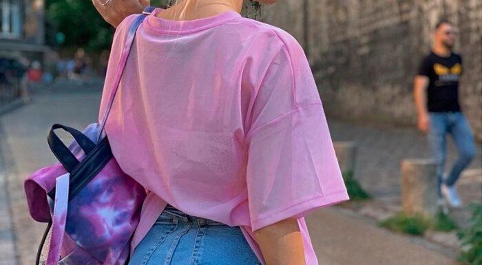 Яркие и стройные девушки в обтягивающих джинсах и шортиках – ммм…