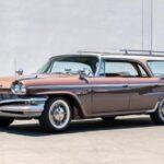 Dodge Polara Station Wagon 1960 года - удивительный универсал 29