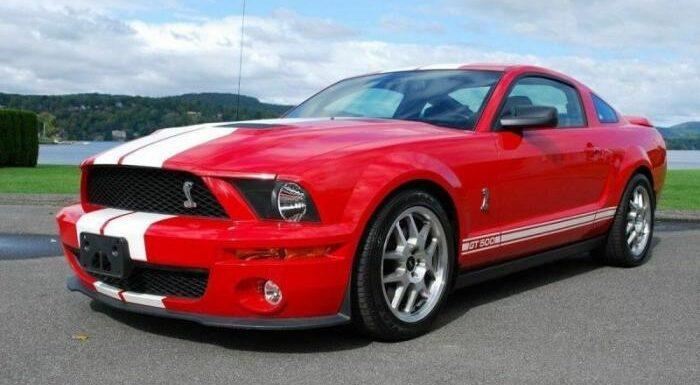 "Ford Mustang Shelby GT500 с фильма ""Я – легенда"" – УХ!"