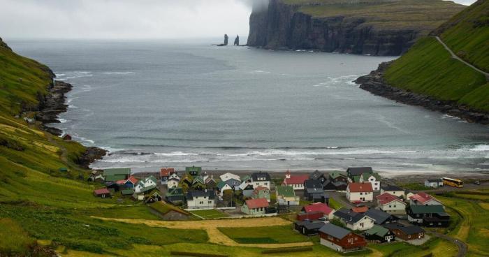 Фото и факты о Фарерских островах: любуемся