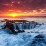 Колодец Тора - удивительное и яркое природное явление 23