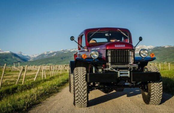 Dodge Power Wagon – самый мощный 70-летний Dodge