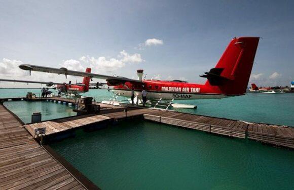 Мальдивы с высоты птичьего полета: райское место