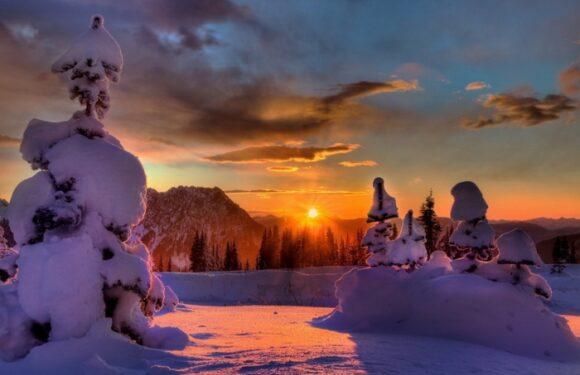 Национальный парк Маунт-Рейнир (Mount Rainier National Park) – Завораживающие фото