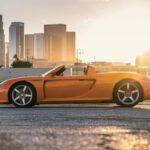"""Porsche Carrera GT — яркий и свирепый суперкар с """"механикой"""" 19"""