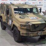 Легкий бронеавтомобиль «Стрела» от производителя «Тигров» 19
