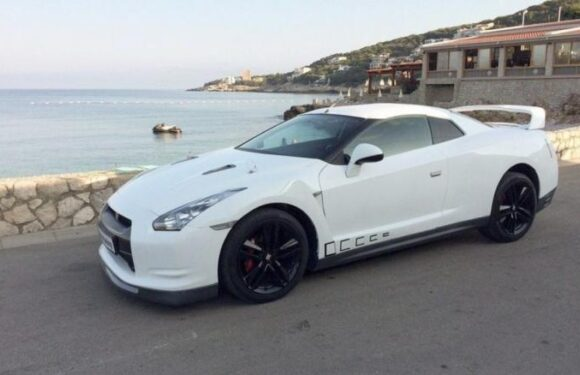 Nissan GT-R из Ford Cougar