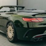 Тюнингованный Mercedes-AMG S63: ярко и стильно 3